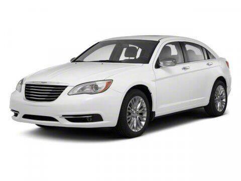 2013 Chrysler 200 for sale at Stephen Wade Pre-Owned Supercenter in Saint George UT