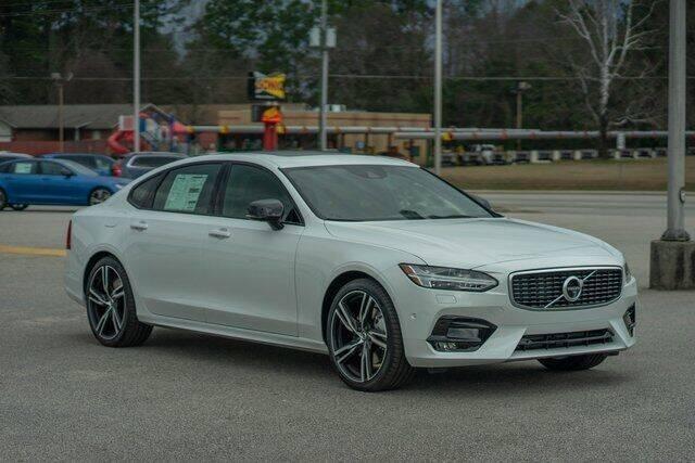 2020 Volvo S90 T6 R-Design