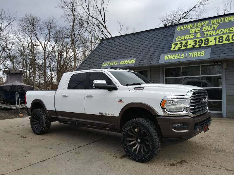 2019 RAM Ram Pickup 2500 for sale at Kevin Lapp Motors in Flat Rock MI