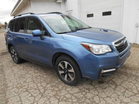 2018 Subaru Forester for sale at Unity Motors LLC in Jenison MI