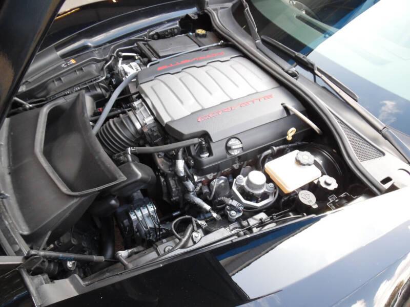2019 Chevrolet Corvette Stingray 2dr Coupe w/1LT - Maiden NC