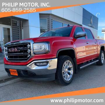 2018 GMC Sierra 1500 for sale at Philip Motor Inc in Philip SD