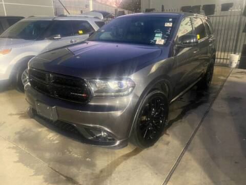 2016 Dodge Durango for sale at Eurospeed International in San Antonio TX