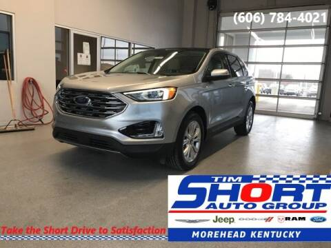 2020 Ford Edge for sale at Tim Short Chrysler in Morehead KY