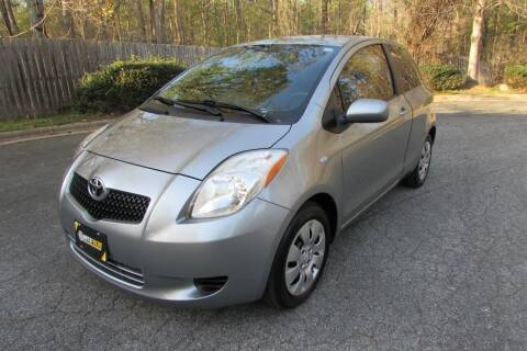 2008 Toyota Yaris for sale at AUTO FOCUS in Greensboro NC