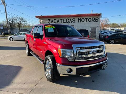 2013 Ford F-150 for sale at Zacatecas Motors Corp in Des Moines IA
