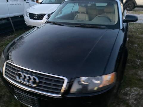 2006 Audi A4 for sale at Z Motors in Chattanooga TN