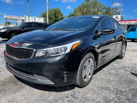 2018 Kia Forte for sale at Always Approved Autos in Tampa FL