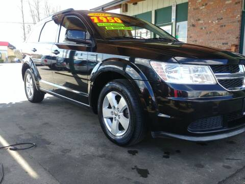 2011 Dodge Journey for sale at Low Auto Sales in Sedro Woolley WA