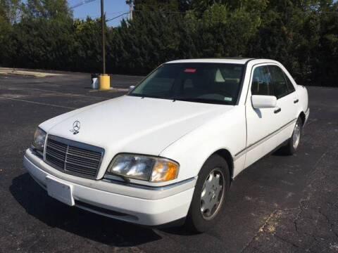 1997 Mercedes-Benz C-Class for sale at JC Auto Sales - Suburban Motors in Belleville IL
