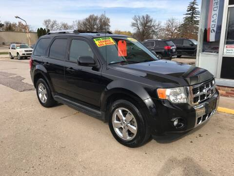 2010 Ford Escape for sale at River Motors in Portage WI