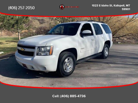 2011 Chevrolet Tahoe for sale at Auto Solutions in Kalispell MT
