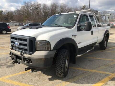 2006 Ford F-350 Super Duty for sale at Plymouthe Motors in Leominster MA