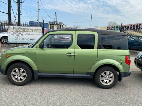 2006 Honda Element for sale at Debo Bros Auto Sales in Philadelphia PA