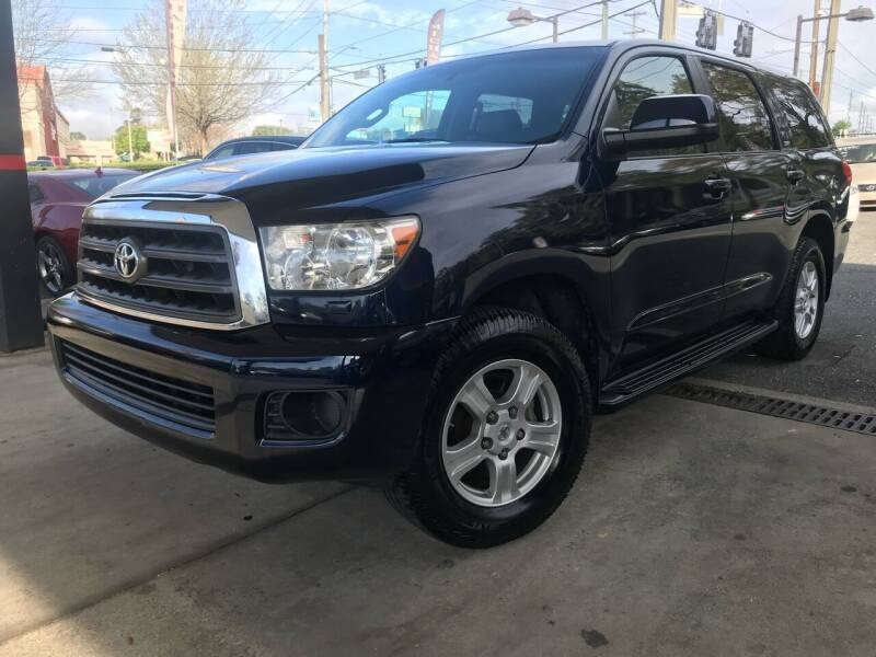 2009 Toyota Sequoia for sale at Michael's Imports in Tallahassee FL