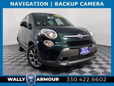 2014 FIAT 500L for sale at Wally Armour Chrysler Dodge Jeep Ram in Alliance OH