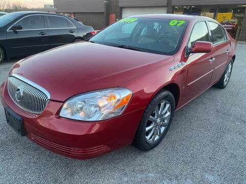 2007 Buick Lucerne for sale at Square Business Automotive in Milwaukee WI