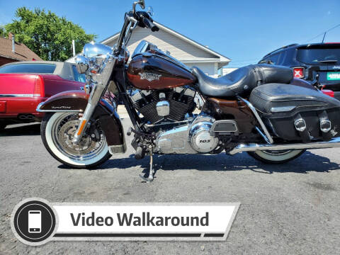 2011 Harley-Davidson FLHRC for sale at Kar Connection in Little Ferry NJ