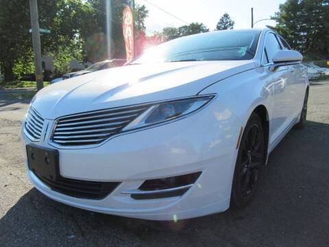 2015 Lincoln MKZ Hybrid for sale at PRESTIGE IMPORT AUTO SALES in Morrisville PA