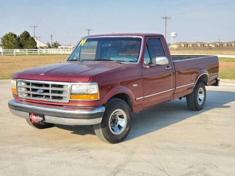 1994 Ford F-150 for sale at Chihuahua Auto Sales in Perryton TX