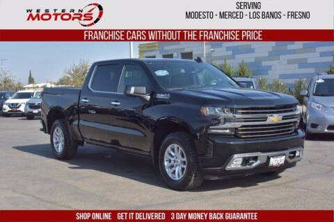 2019 Chevrolet Silverado 1500 for sale at Choice Motors in Merced CA