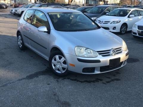 2007 Volkswagen Rabbit for sale at Emory Street Auto Sales and Service in Attleboro MA