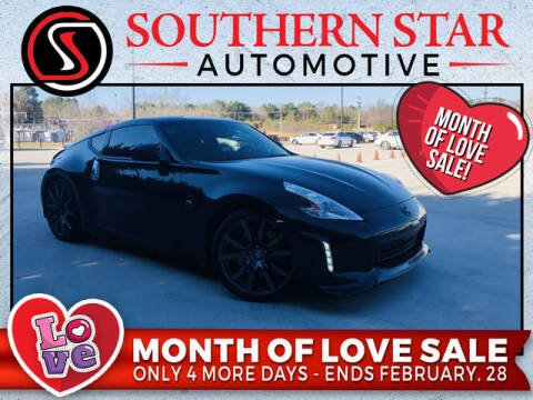 2015 Nissan 370Z for sale at Southern Star Automotive, Inc. in Duluth GA