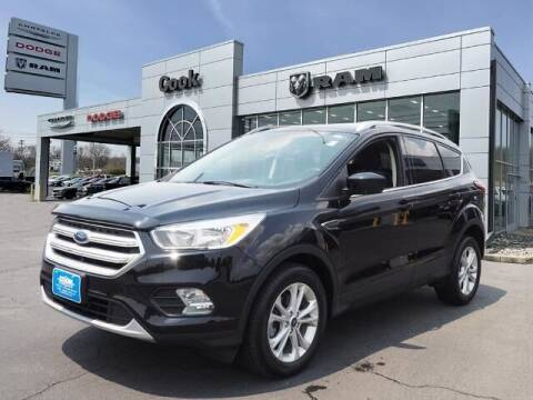 2019 Ford Escape for sale at Ron's Automotive in Manchester MD