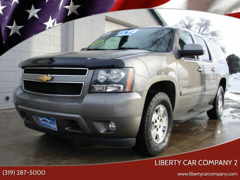 2008 Chevrolet Suburban for sale at Liberty Car Company - II in Waterloo IA