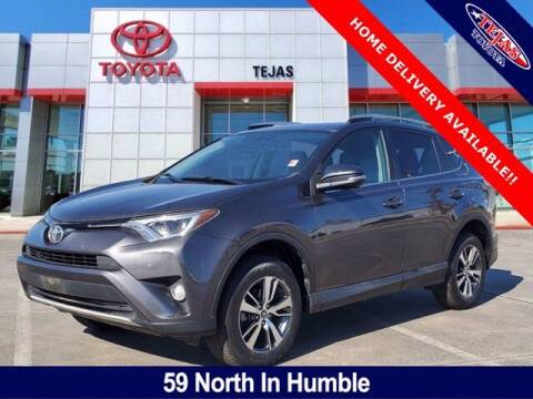2016 Toyota RAV4 for sale at TEJAS TOYOTA in Humble TX