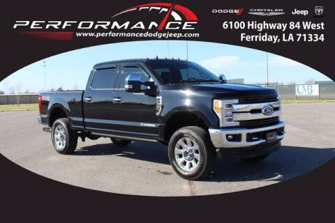 2019 Ford F-350 Super Duty for sale at Performance Dodge Chrysler Jeep in Ferriday LA