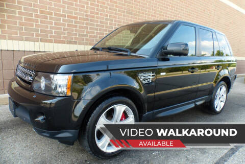 2013 Land Rover Range Rover Sport for sale at Macomb Automotive Group in New Haven MI