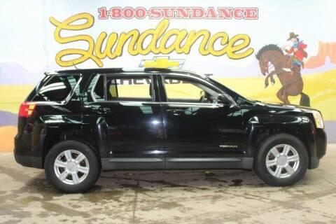 2012 GMC Terrain for sale at Sundance Chevrolet in Grand Ledge MI
