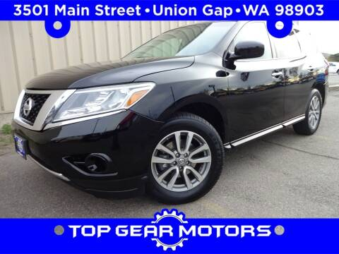 2014 Nissan Pathfinder for sale at Top Gear Motors in Union Gap WA