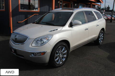 2010 Buick Enclave for sale at Sabeti Motors in Tacoma WA