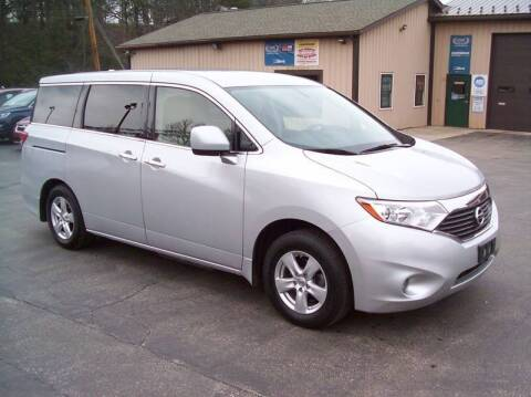 2013 Nissan Quest for sale at Dave Thornton North East Motors in North East PA
