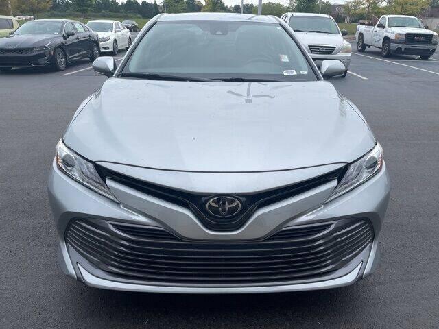 2020 Toyota Camry for sale at Lou Sobh Kia in Cumming GA
