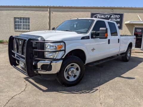2014 Ford F-350 Super Duty for sale at Quality Auto of Collins in Collins MS
