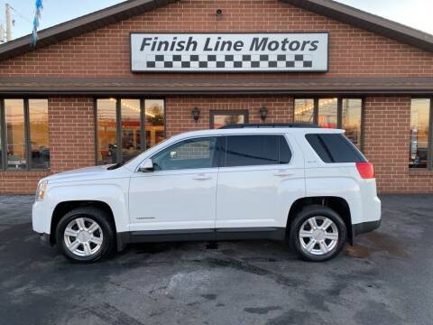 2014 GMC Terrain for sale at FINISHLINE MOTORS in Canton OH