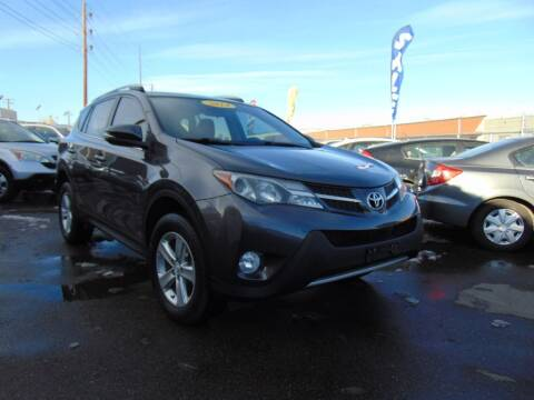 2014 Toyota RAV4 for sale at Avalanche Auto Sales in Denver CO