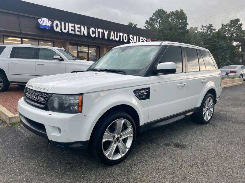 2013 Land Rover Range Rover Sport for sale at Queen City Auto Sales in Charlotte NC