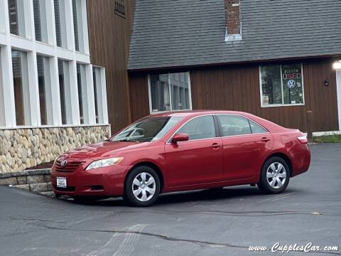 2007 Toyota Camry for sale at Cupples Car Company in Belmont NH