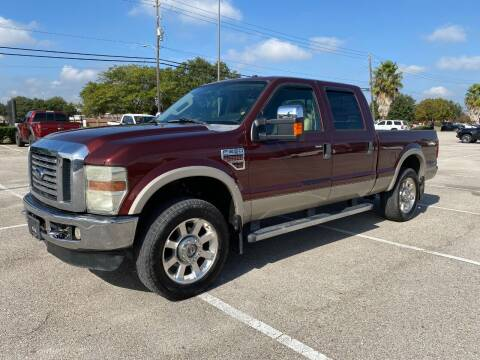 2009 Ford F-250 Super Duty for sale at T.S. IMPORTS INC in Houston TX
