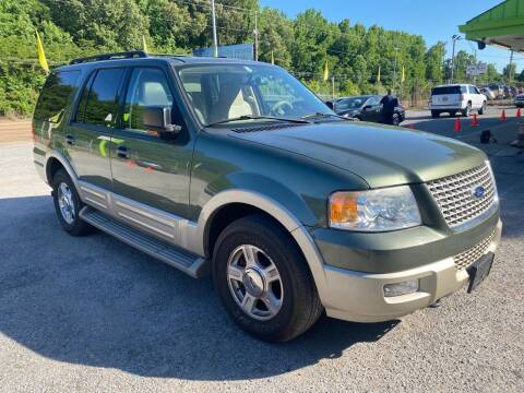 2005 Ford Expedition for sale at Super Wheels-N-Deals in Memphis TN