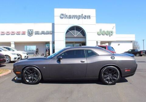 2020 Dodge Challenger for sale at Champion Chevrolet in Athens AL
