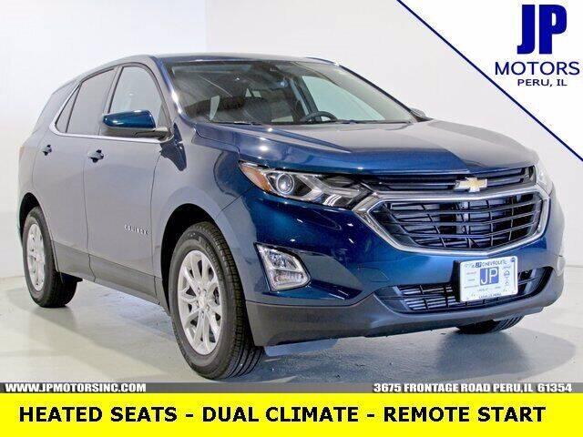 2020 Chevrolet Equinox for sale in Peru, IL
