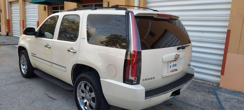2009 Chevrolet Tahoe for sale at Cad Auto Sales Inc in Miami FL