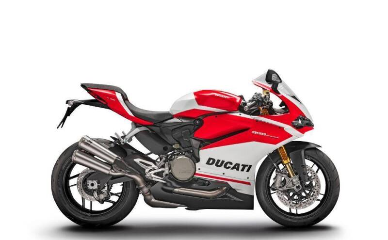 2019 Ducati Superbike 959 for sale at Peninsula Motor Vehicle Group in Oakville Ontario NY