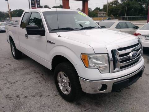 2010 Ford F-150 for sale at Gold Motors Auto Group Inc in Tampa FL