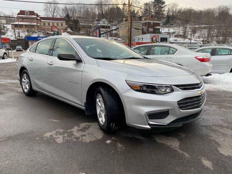 2017 Chevrolet Malibu for sale at Ultra 1 Motors in Pittsburgh PA